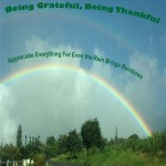 Being Grateful, Being Thankful Has Launched!