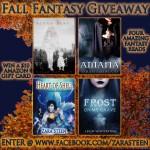 Fantasy Fall Giveaway!!