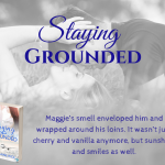 STAYING GROUNDED by Marianne Rice